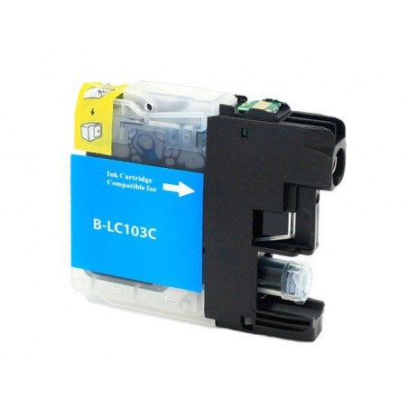 Maxcart Brother LC103XL cyan compatible