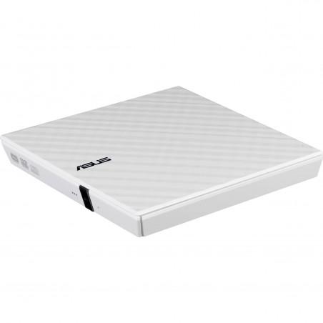 ASUS Asus Graveur DVD externe USB blanc SDRW-08D2S-U/W