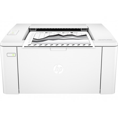 HP M102w Imprimante laser noir & blanc