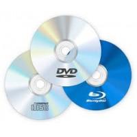 Médias vierges CD/DVD et Rangements