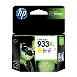 HP 933XL, jaune officejet 6100,6600,6700, CN056AC