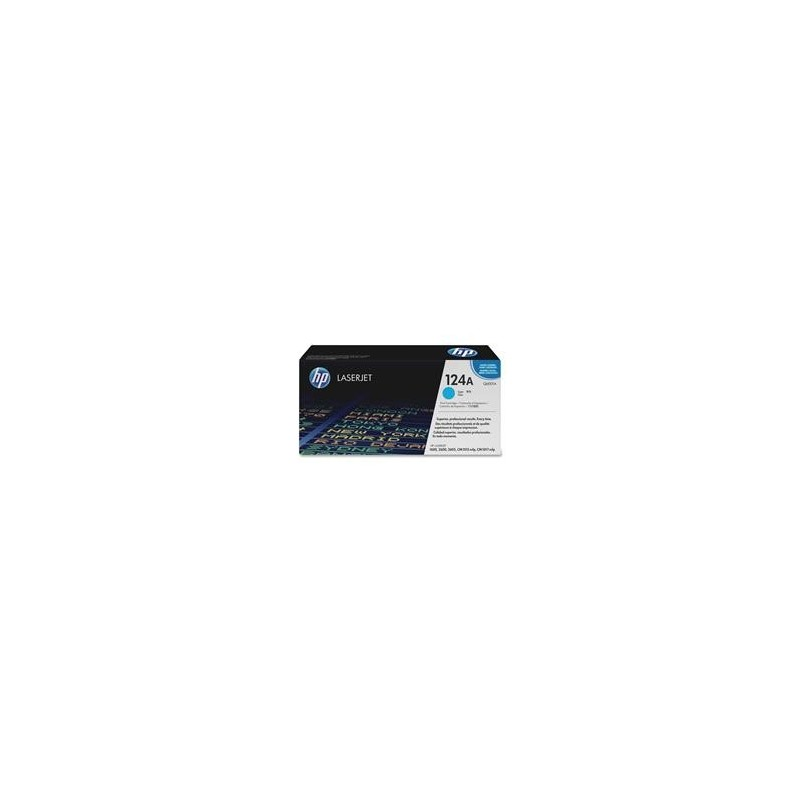 HP Q6001 Cyan LaserJet (2k)