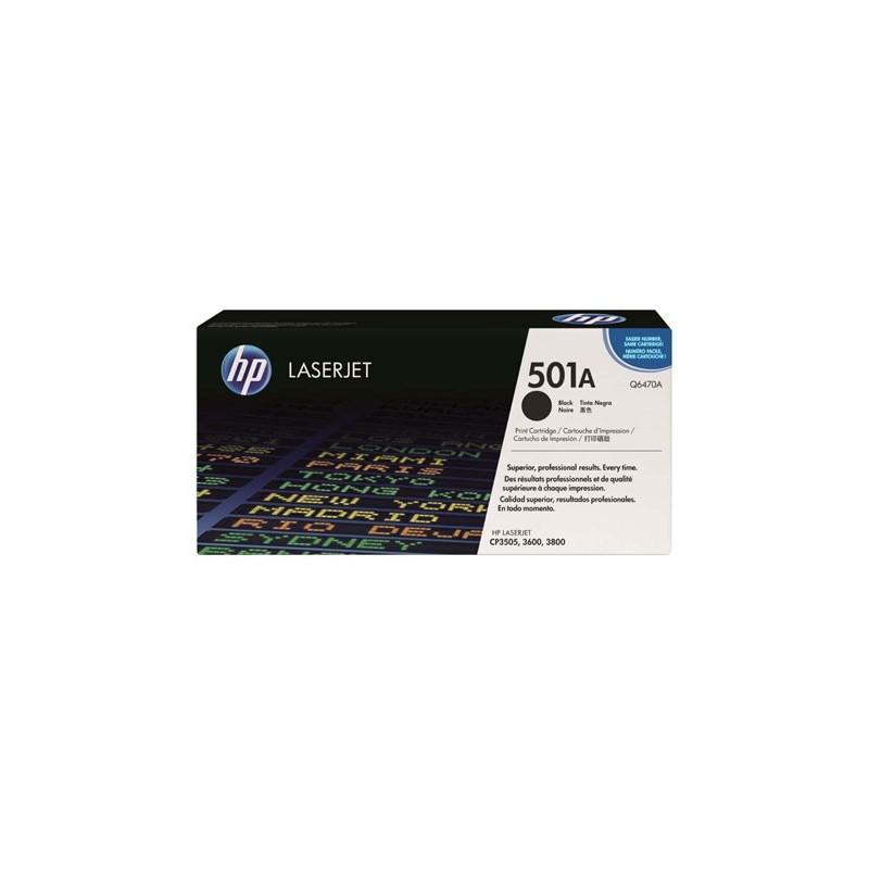 HP Q6470 Noir (6K)