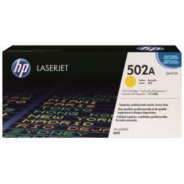 HP Q6472 Yellow (4k)