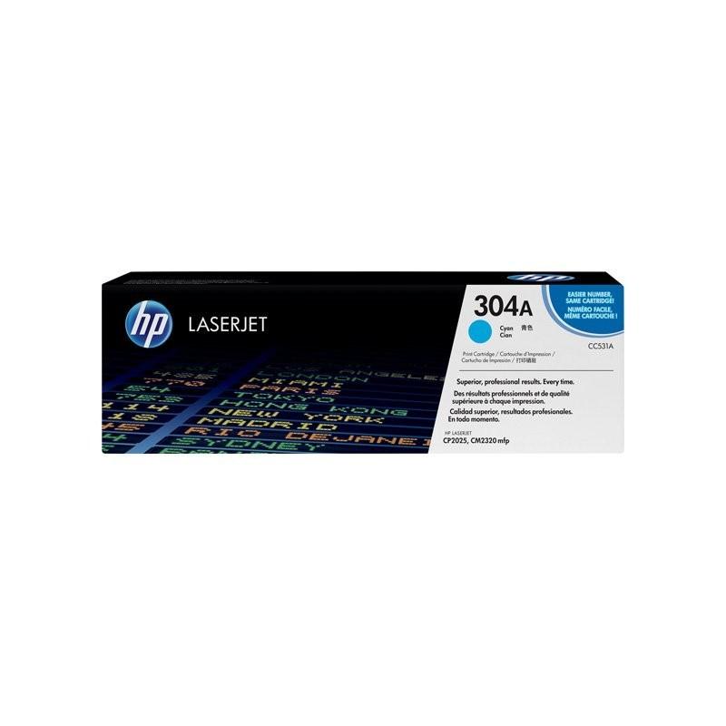 HP CC531 Cyan (2.8K)
