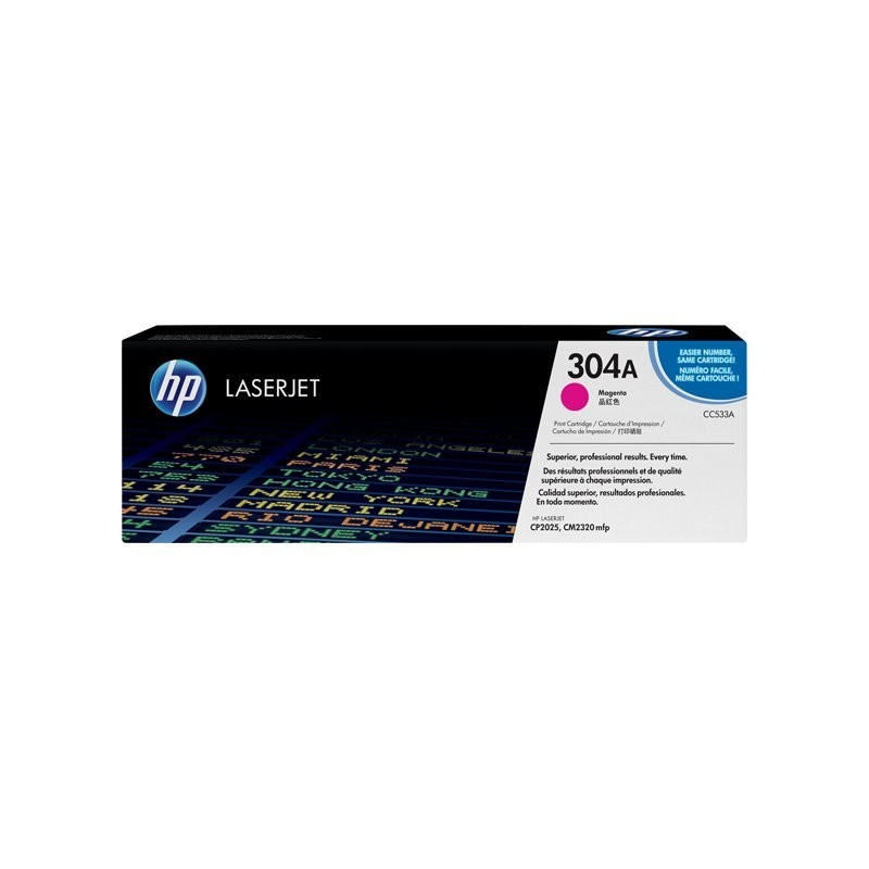HP CC533 Magenta (2.8K)