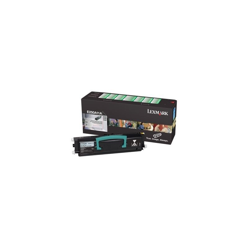 LEXMARK E250A11A Cartouche Laser (3.5K)