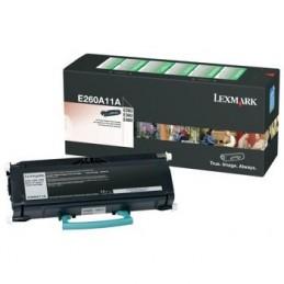 LEXMARK E260A11A Cartouche Laser