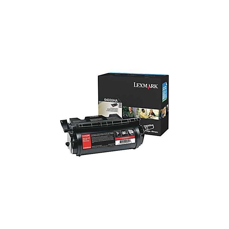 LEXMARK 64035HA-C Cartouche Laser