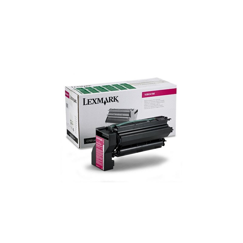 LEXMARK 10B041M Cartouche laser