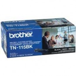 BROTHER TN-115BK Cartouche...