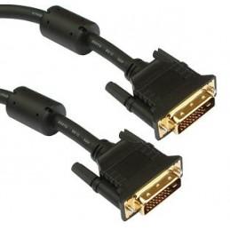 Cable DVI-DVI/D M-M/10'