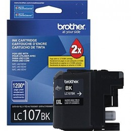 Brother LC107BK XXL