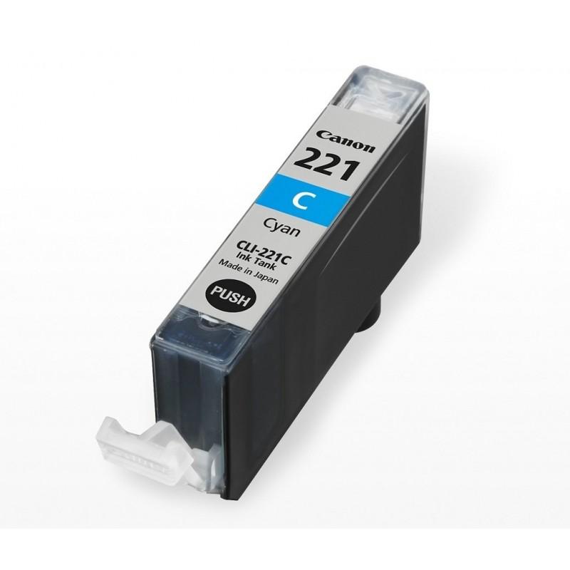 Canon CLI-221 cyan compatible