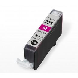 Canon CLI-221 magenta compatible