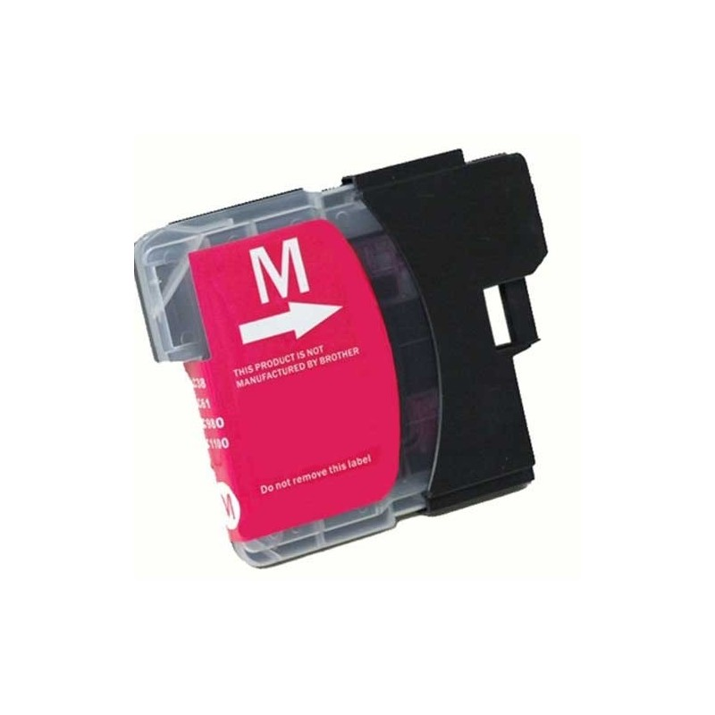 Brother LC61 compatible magenta