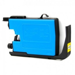 Brother LC75 compatible cyan