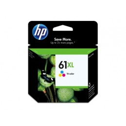 HP NO.61XL Couleur-Haut rendement
