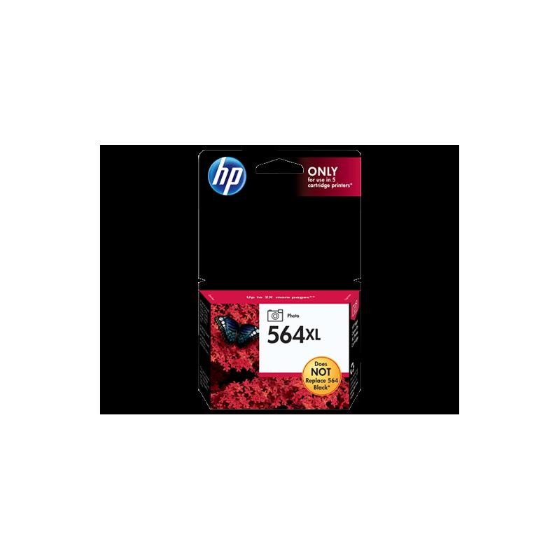 HP 564XL photo noir