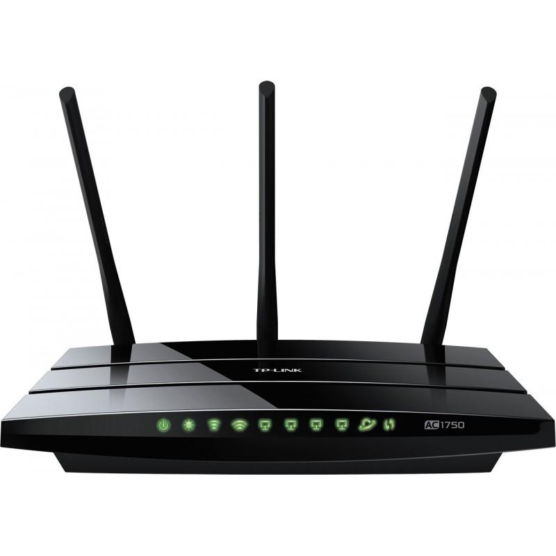TP-LINK Router Gigabir sans fil Double Bande 802.11ac/AC1750