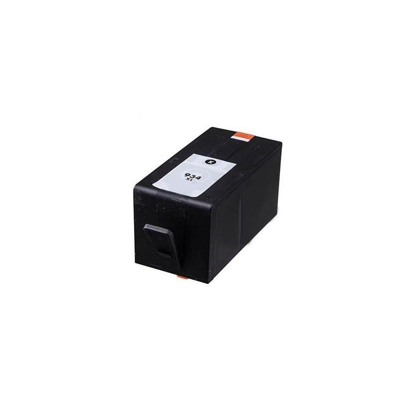 Encreco compatible HP 934XL noir