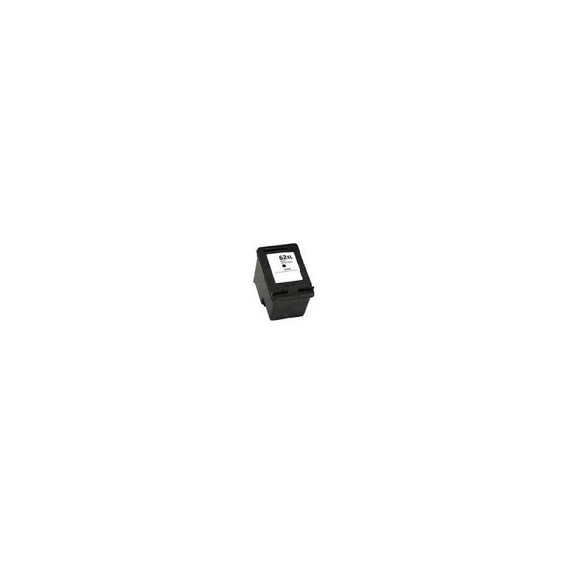 Maxcart HP NO.62XL Noir - Haut rendement remise à neuf