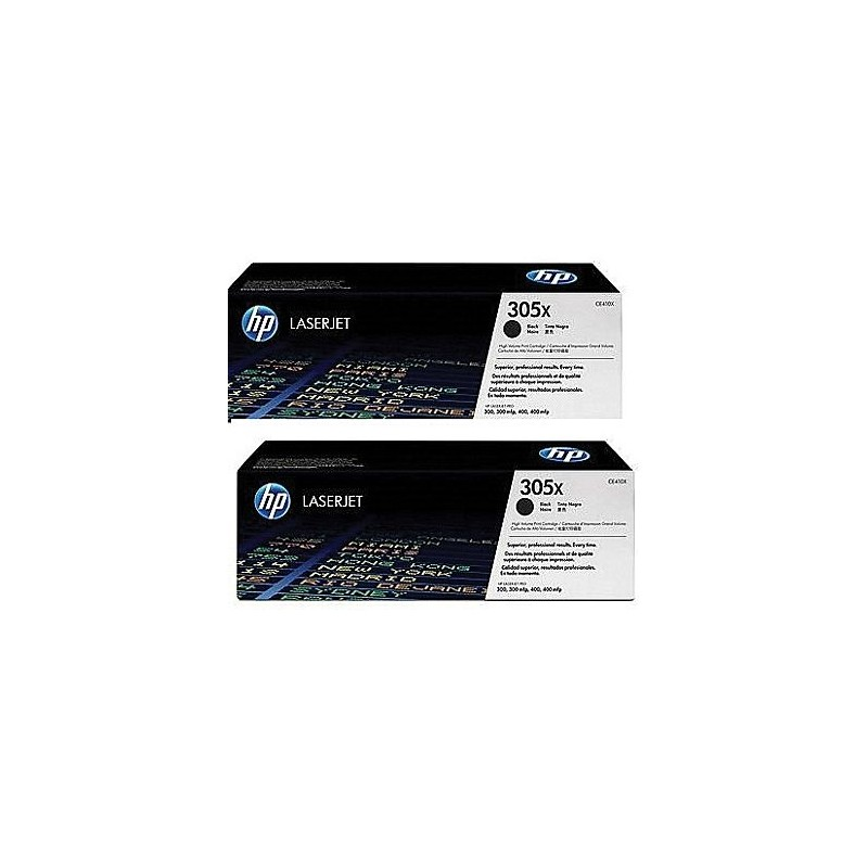 HP CE410XD Dual pack