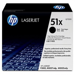 HP Q7551X P3005 emballage double