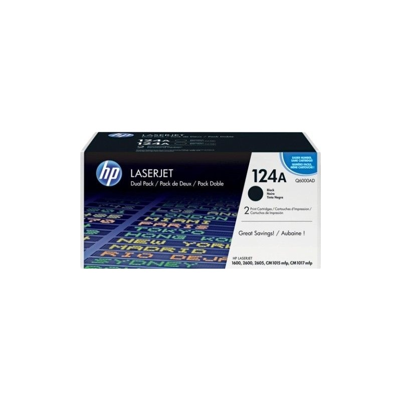 HP Q6000AD emballage double