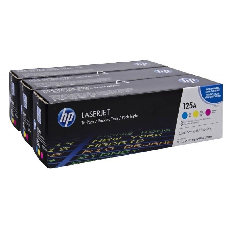 HP CE259A TRIPACK CB541 CB542 CB543
