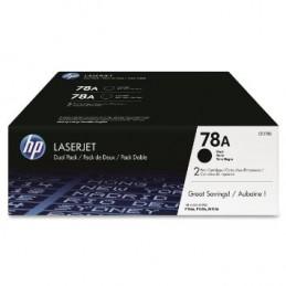 HP CE278D  HP 278A Dual Pack