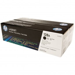 HP 128A Paquet Double CE320AD