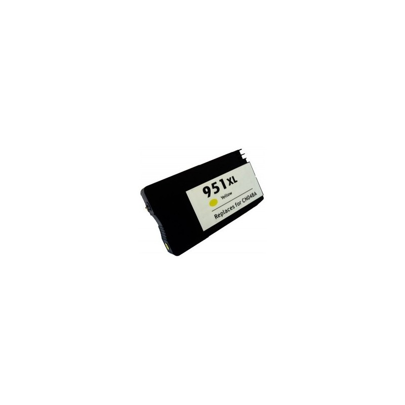 Maxcart HP 951XL compatible jaune