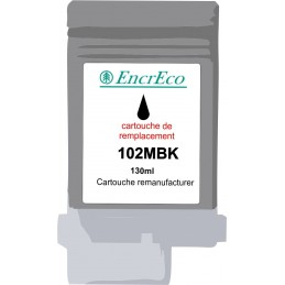 Encreco Canon 102MBK remise à neuf