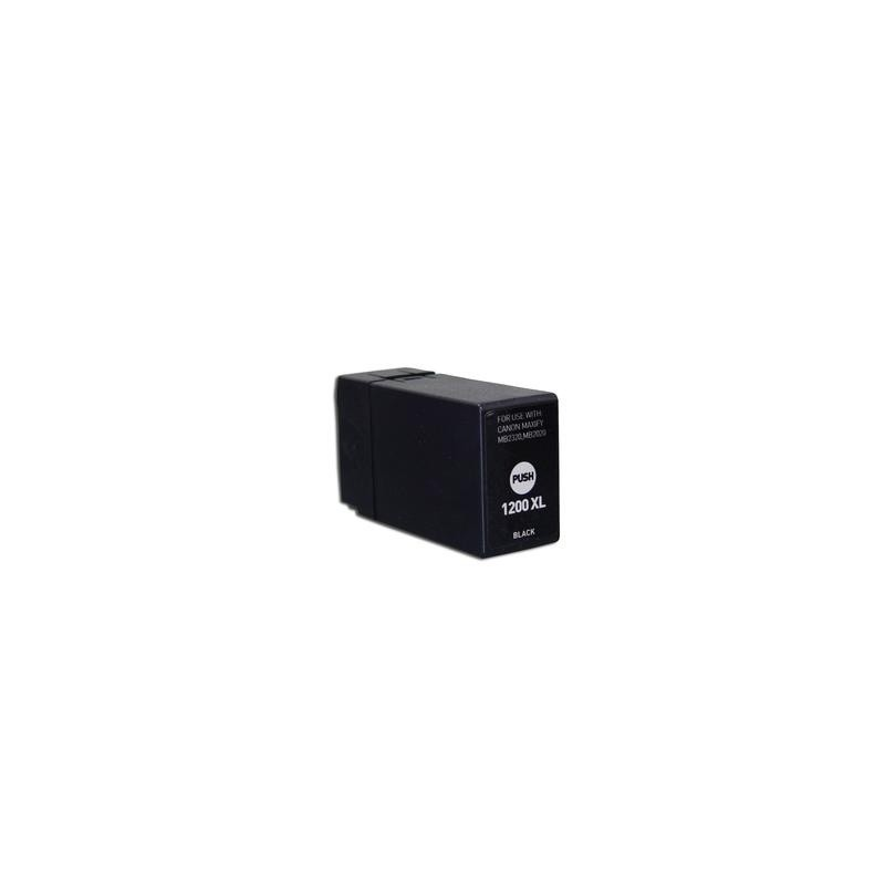 Maxcart Canon PGI-1200XL noir haute capacité