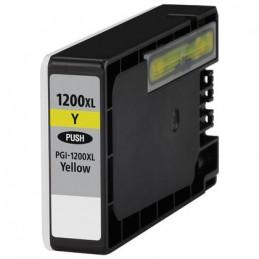 Encreco PGI-1200XL jaune...