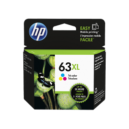 HP 63XL couleur (F6U63AN)