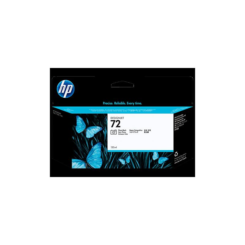 HP 72 noir photo (C9370A)