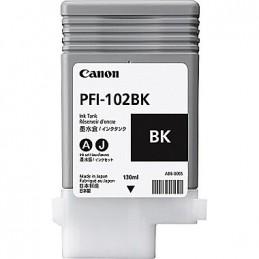 Canon PFI-102BK noir