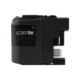 Maxcart Brother LC207XXL noir compatible