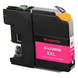 Maxcart Brother LC205XXL magenta compatible