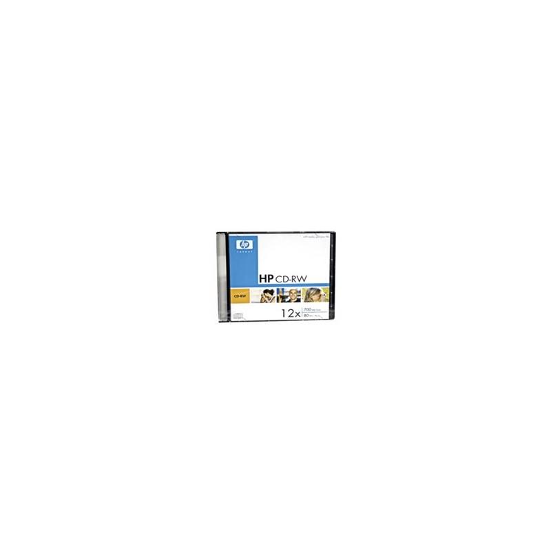 HP CD-RW 12x/700MB