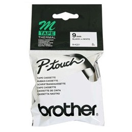 BROTHER MK-K221  9MM Noir/Blanc