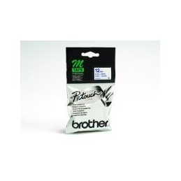 Brother MK-231 12mm Noir/Blanc