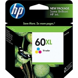 HP 60XL couleur (CC644WN)