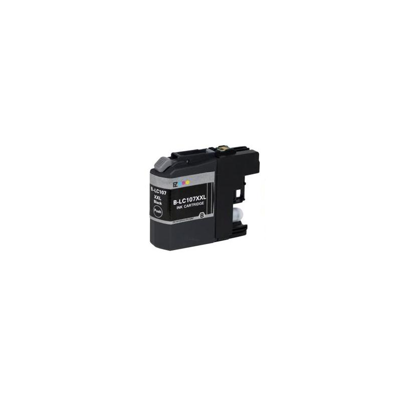 Maxcart Brother LC107XXL noir compatible