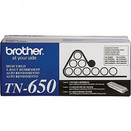 Brother TN-650 noir