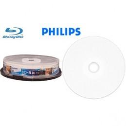 Philip BD-R Imprimable blanc 25un