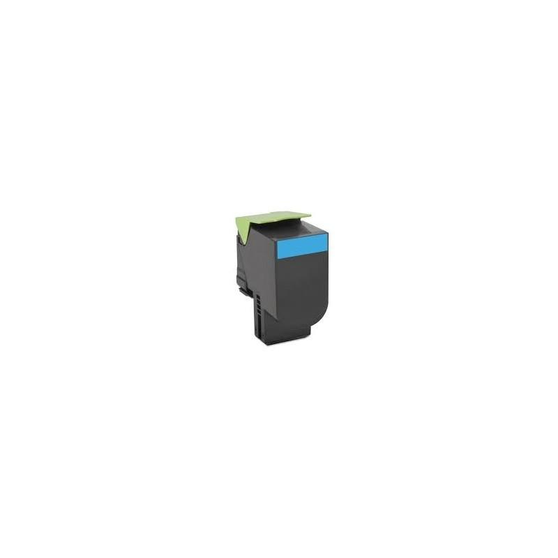 EncrEco Lexmark 701HC cyan compatible