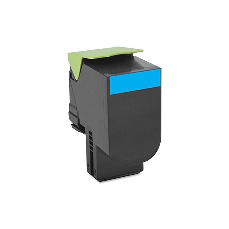 EncrEco Lexmark 801HC cyan compatible